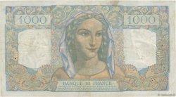 1000 Francs MINERVE ET HERCULE FRANCE  1948 F.41.24 TB+