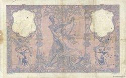 100 Francs BLEU ET ROSE FRANCE  1907 F.21.22 TB