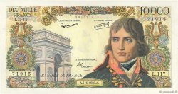 10000 Francs BONAPARTE FRANCE  1958 F.51.12 SPL