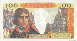 100 Nouveaux Francs BONAPARTE FRANCE  1960 F.59.05 SUP+