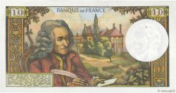 10 Francs VOLTAIRE FRANCE  1969 F.62.40 SUP