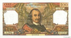100 Francs CORNEILLE FRANCE  1971 F.65.35 SPL