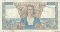 5000 Francs EMPIRE FRANÇAIS FRANCE  1945 F.47.30 B