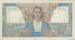 5000 Francs EMPIRE FRANÇAIS FRANCE  1945 F.47.42 TTB
