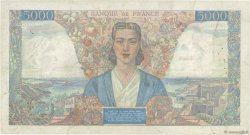 5000 Francs EMPIRE FRANÇAIS FRANCE  1945 F.47.42 TTB