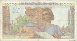 10000 Francs GÉNIE FRANÇAIS FRANCE  1950 F.50.38 TB