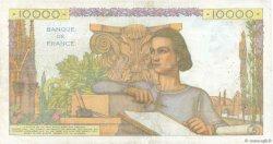 10000 Francs GÉNIE FRANÇAIS FRANCE  1955 F.50.76 TB+
