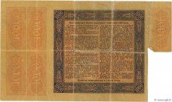 1000 Hryven UKRAINE  1918 P.015 pr.TTB