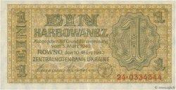 1 Karbowanez UKRAINE  1942 P.049 SPL