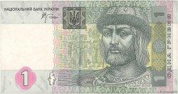 1 Hryvnia UKRAINE  2005 P.116b SUP
