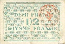 0,50 Franc ALBANIE  1917 PS.145c SUP