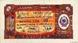 10 Lek ALBANIE  1953 P.FX06 SPL