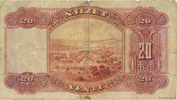 20 Franka Ari ALBANIE  1945 P.12b B+