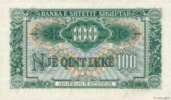 100 Lekë ALBANIE  1949 P.26 SPL