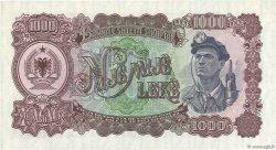 1000 Lekë ALBANIE  1957 P.32a NEUF