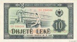 10 Lekë ALBANIE  1964 P.36a SPL