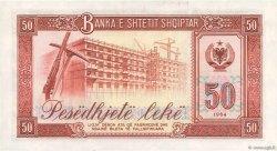 50 Lekë ALBANIE  1964 P.38a SPL