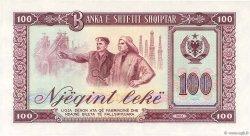100 Lekë ALBANIE  1964 P.39a pr.NEUF