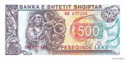 500 Lekë ALBANIE  1996 P.48b pr.NEUF
