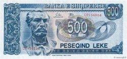 500 Lekë ALBANIE  1992 P.53a pr.NEUF