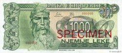 1000 Lekë ALBANIE  1992 P.54s NEUF