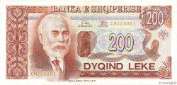 200 Lekë ALBANIE  1994 P.56a SUP