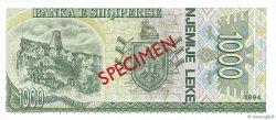 1000 Lekë ALBANIE  1994 P.58s pr.NEUF