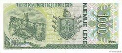 1000 Lekë ALBANIE  1995 P.61b pr.NEUF