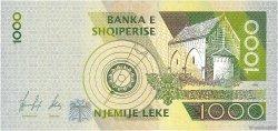 1000 Lekë ALBANIE  1996 P.65 NEUF