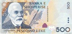 500 Lekë ALBANIE  2007 P.72 NEUF