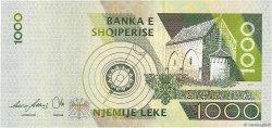 1000 Lekë ALBANIE  2007 P.73 pr.NEUF