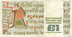 1 Pound IRLANDE  1978 P.070b TB
