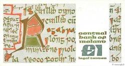 1 Pound IRLANDE  1980 P.070b SPL