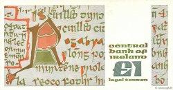 1 Pound IRLANDE  1980 P.070b NEUF