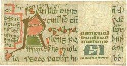 1 Pound IRLANDE  1982 P.070c B