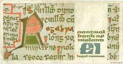 1 Pound IRLANDE  1982 P.070c TB