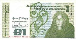 1 Pound IRLANDE  1982 P.070c pr.NEUF