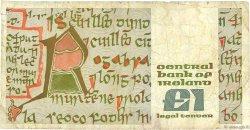1 Pound IRLANDE  1988 P.070d B