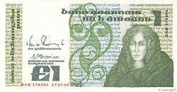 1 Pound IRLANDE  1988 P.070d pr.NEUF