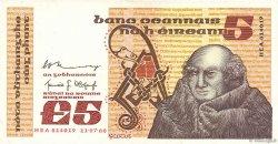 5 Pounds IRLANDE  1980 P.071c SPL