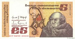 5 Pounds IRLANDE  1984 P.071d pr.NEUF