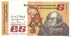 5 Pounds IRLANDE  1987 P.071d SPL