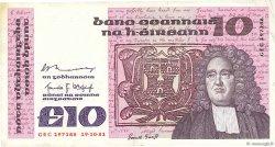 10 Pounds IRLANDE  1981 P.072a TTB+