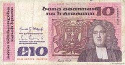 10 Pounds IRLANDE  1983 P.072b B