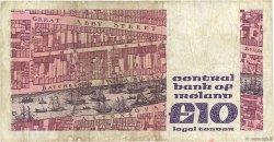 10 Pounds IRLANDE  1984 P.072b B+