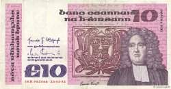 10 Pounds IRLANDE  1985 P.072b TTB