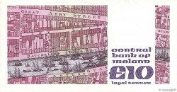 10 Pounds IRLANDE  1985 P.072b pr.NEUF