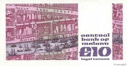 10 Pounds IRLANDE  1990 P.072c pr.NEUF