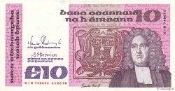 10 Pounds IRLANDE  1990 P.072c TTB+