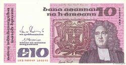 10 Pounds IRLANDE  1992 P.072c pr.NEUF